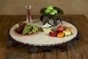 Bella ToscanaMarble Lazy Susan - Grand