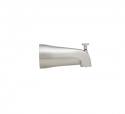 Huntington BrassHuntington Brass - 184-01- Tub Spout With Diverter W/ Slip Joint, Chrome (Pictured In Satin Nickel)