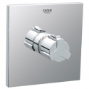 Grohe19305000 Allure Thermostatic Trim in Chrome
