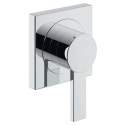 Grohe19385000 Allure Volume Control Trim in Chrome