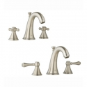 Grohe20801EN0 Geneva Wideset Lavatory in Brushed Nickel