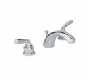 Huntington Brass - 63451-01- Cypress Wide Spread Lavatory Faucet, Chrome