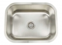 ArtisanArtisan AR2318-D9 Premium Series 16 Gauge Stainless Steel Undermount Single Bowl Sink