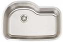 "ArtisanArtisan AR3120-D10 30 1/2"" Undermount Single bowl 16 Gauge Stainles Steel Sink"